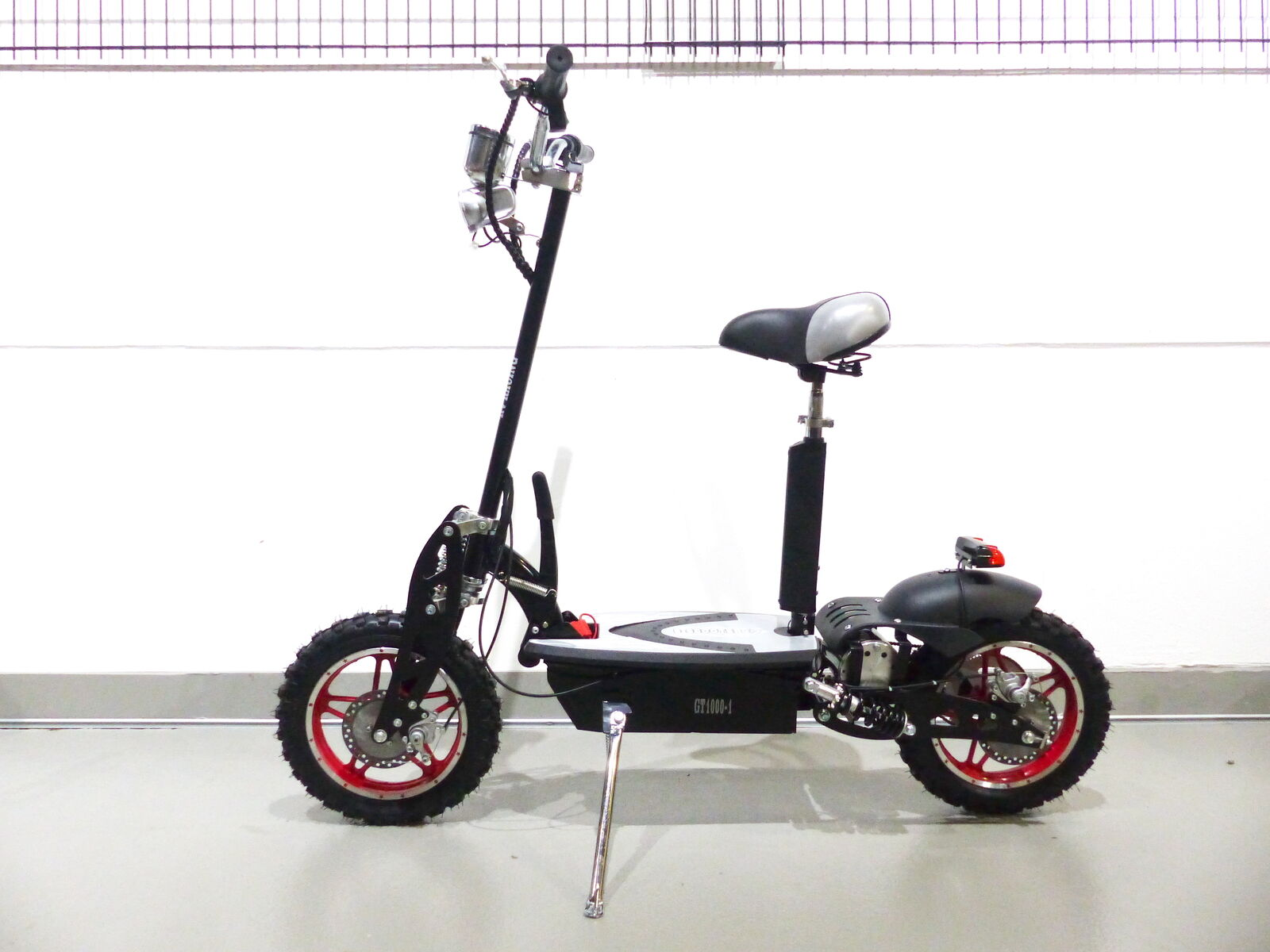 elektro scooter 1000 watt e scooter roller 36v 1000w elektroroller e scooter ebay. Black Bedroom Furniture Sets. Home Design Ideas
