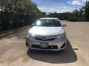 Toyota Camry 2014 low mileage