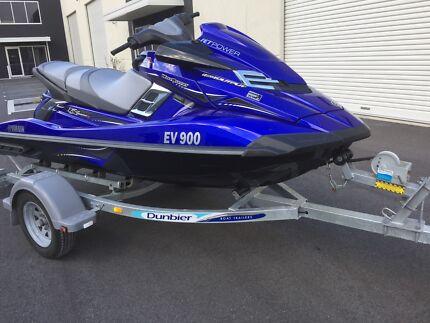 Yamaha wave runner fxho 1800 Jetski