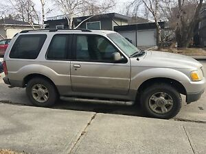 Ford Explorer Sport 2002.../Used