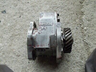 International 300 350 Utility Ihc Tractor Good Live Hydraulic Pump Drive Gear