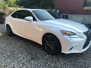 Lexus IS350 Fsport 2015 série 2