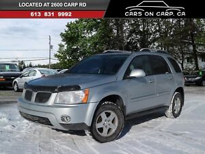 2009 Pontiac Torrent AWD