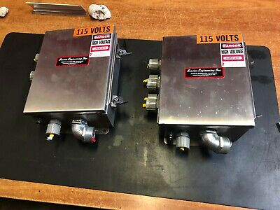 Hoffman A-1008chnfss Stainless Steel Enclosure 10 X 8 X 4 12