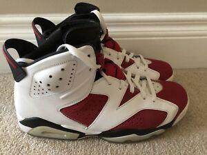 Jordan 6 - Carmine