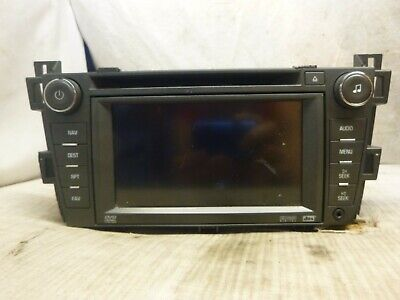 06 07 08 Cadillac DTS Radio Cd Dvd Gps Navigation 25851475 ADT10