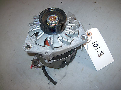 93-02 Firebird Camaro V6 3.8 3800 Alternator 8114603 remanufactured 101.3