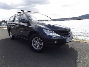 FROM $49 P/WEEK ON FINANCE* 2010 TURBO DIESEL AUTO 4x4 DUAL CAB North Hobart Hobart City Preview