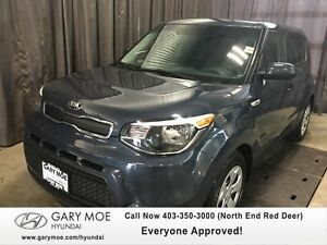 2016 Kia Soul LX W/ SATELLITE READY RADIO!