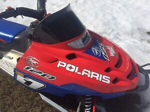 2004 Polaris XC 120 Dragon