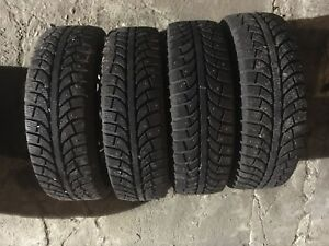 winter studded tires