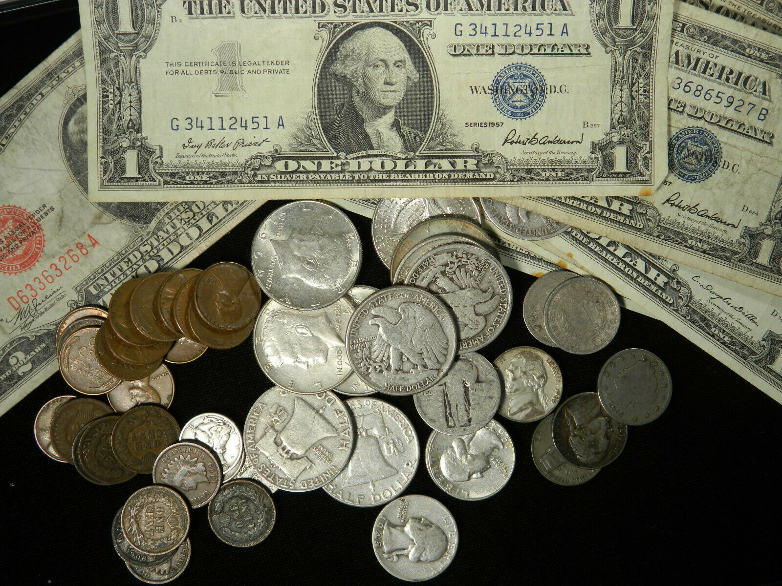 Best  ESTATE SALE! OLD US COINS ~ SILVER HALF GOLD ~ BULLION LOT ~ VINTAGE COLLECTION