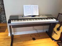 Private Piano Lessons $15