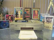 Samsung Dvd/Vcr Combo V6500 Excellent Condition Woodcroft Morphett Vale Area Preview