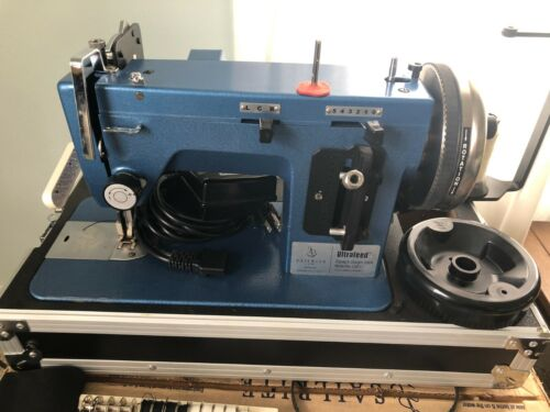 Sailrite Ultrafeed LSZ-1 PLUS Walking Foot Sewing Machine 110v with Monster II