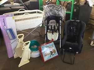 Assorted baby items Bairnsdale East Gippsland Preview