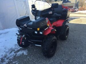 Polaris xplorer  400 4x4