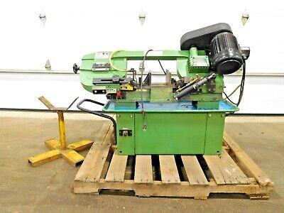 Mo-3045 Central Machinery T-34272 Metal Cutting Band Saw. 7 X 12. 1 Hp. 1 Ph.