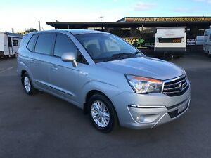 2014 Ssangyong Stavic A100 MY13 Wagon Bungalow Cairns City Preview