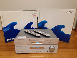 Cambridge Audio Azur 540R and 540D AV/DVD player Moggill Brisbane North West Preview