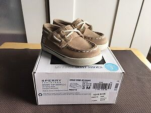 99% New Sperry Boys Toddler Shoes