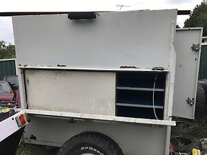 Tool trailer St Clair Penrith Area Preview