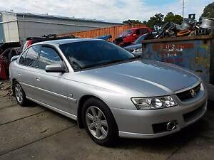 WRECKING / DISMANTLING 2006 HOLDEN VZ BERLINA V6 AUTO North St Marys Penrith Area Preview