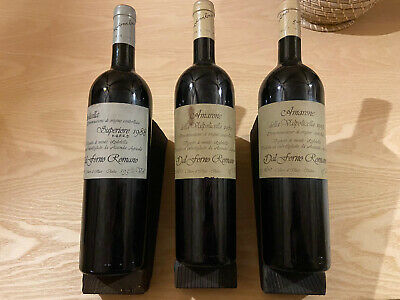 Collezione privata vini Dal Forno Romano