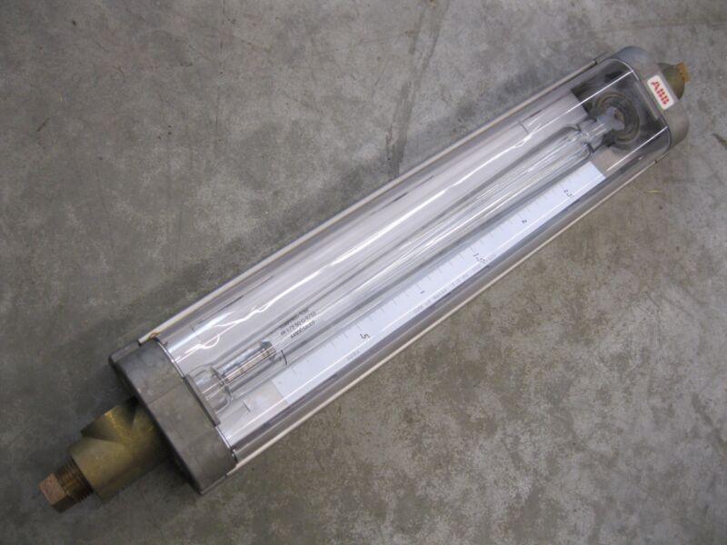 ABB 10A4555 7 10A4555/7 FLOWMETER GAGE 0-2.5 300 PSIG NEW SURPLUS