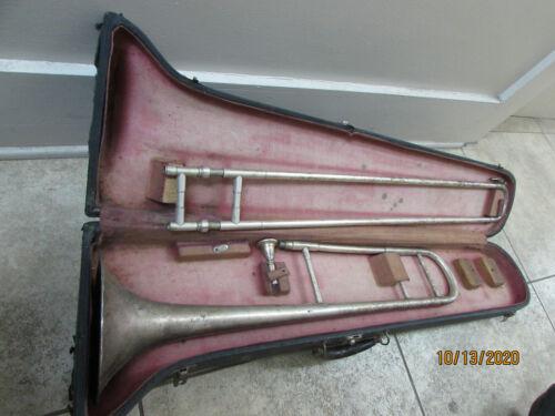 Elkart Cavalier Trombone Serial # 01660 (CCF)