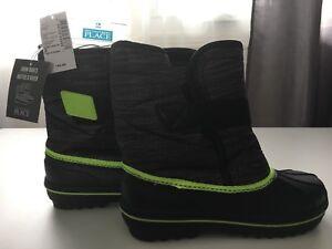 New kids boots