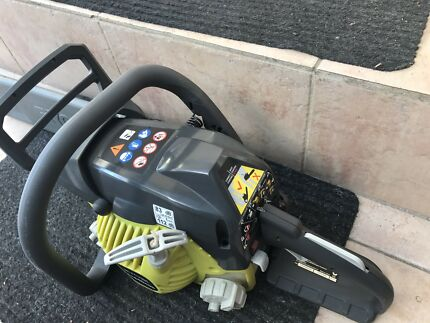Ryobi chain saw rcs4040b 2 Stroke 2013 model excellent condition