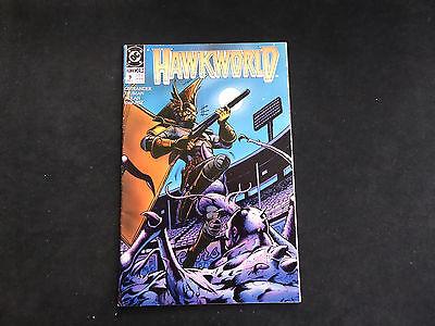 Hawkworld #9 (Mar 1991 DC)
