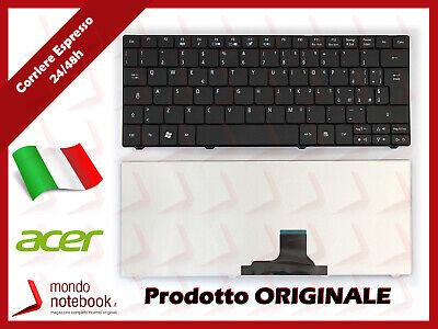 Tastiera Keyboard Originale Italiana ACER Aspire Timeline 1810T 1410 NERA