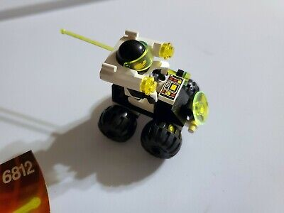 Lego 6812 Space Blacktron GRID TREKKOR 100% Complete with instructions