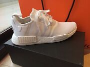 Adidas NMD R1 Triple White US 9 plus Yeezy, Ultraboost, PG 1 Melbourne CBD Melbourne City Preview