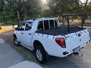 DUAL CAB-MITSUBISHI TRITON 2008! LOW KMS Cannington Canning Area Preview