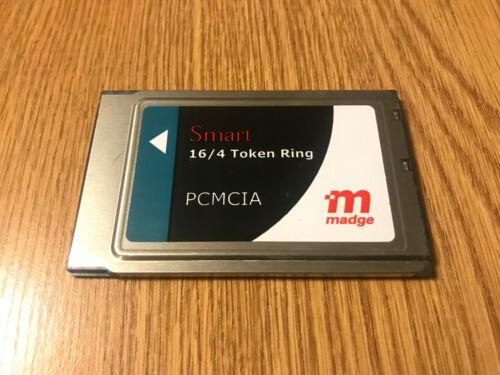 Madge Networks Token Ring Smart 16/4 PCMCIA Ringnode Mk2