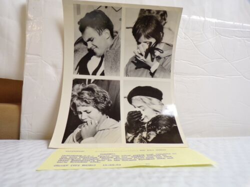 PRESS PHOTO 11-1963 SUBJECT: PRESIDENT KENNEDY DEATH