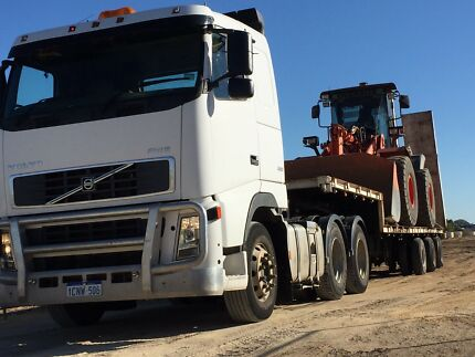 Machinery Transport Services SYDNEY