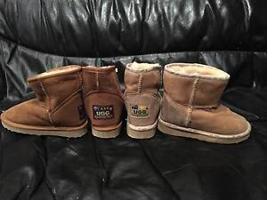 UGG Boots As New. Kids/Toddler size 9-10 Noble Park Greater Dandenong Preview