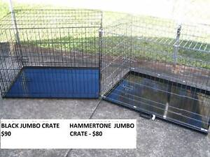 NEW 48inch Collapsible Metal Puppy Cage Crate with METAL TRAY-from $80