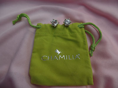 Used, Brand New Chamilia Tiara Stud Earrings 1311-0032 for sale  Boston