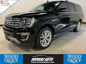 2018 Ford Expedition Max Limited ONE OWNER, CLEAN CARFAX, REM...
