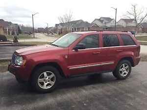 2006 Jeep Grand Cherokee Limited 4X4 CERTIFIED & ETESTED!