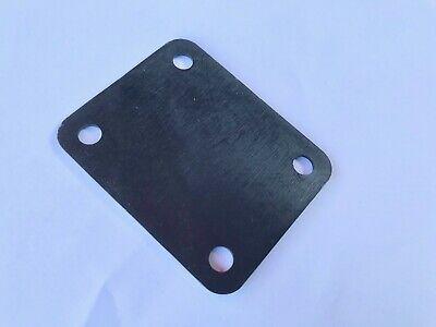 Plastic Guitar Neck Plate Gasket Shim Spacer - FREE P&P