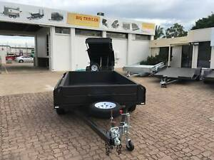 "12x6 BOX TRAILER | 15"" HIGH SIDES 
