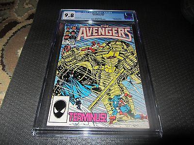 Avengers 257 CGC 9.8, 1st Nebula, GOTG movie coming (Marvel 1985)