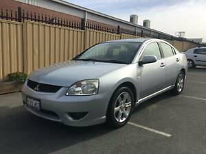 2007 Mitsubishi 380 ES Automatic Sedan St James Victoria Park Area Preview