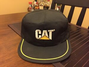 Vintage CAT Trucker Hat